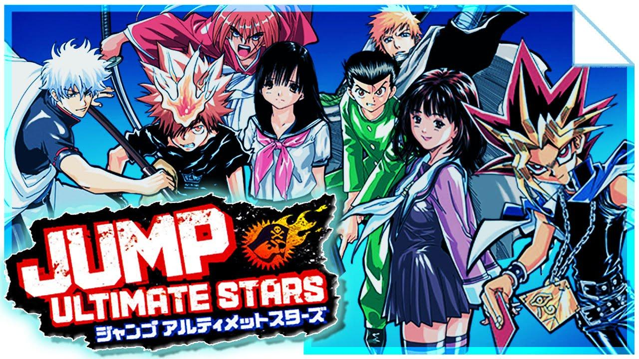 Jump Ultimate Battle Infinite 2020 (V 3.03)