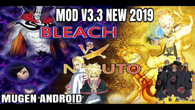 Bleach VS Naruto Android