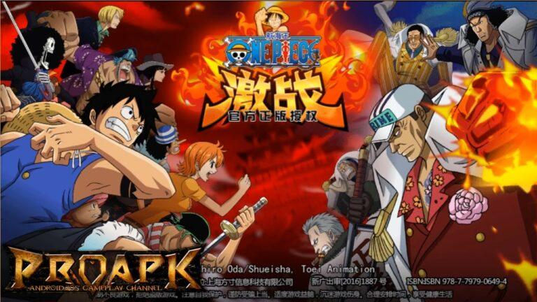MUGEN ONE PIECE 2020 NEW UPDATE +100 CHAR HOT