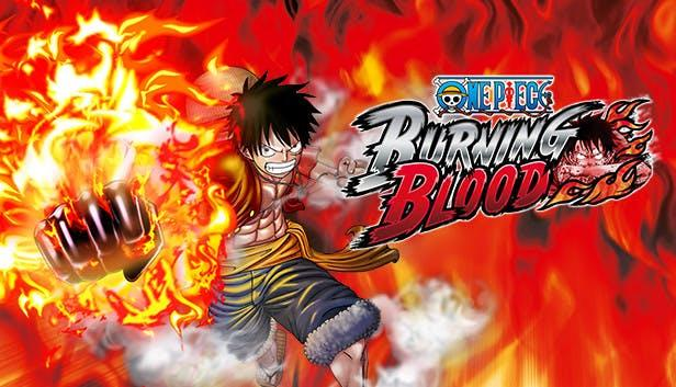One Piece Mugen Burning Blood