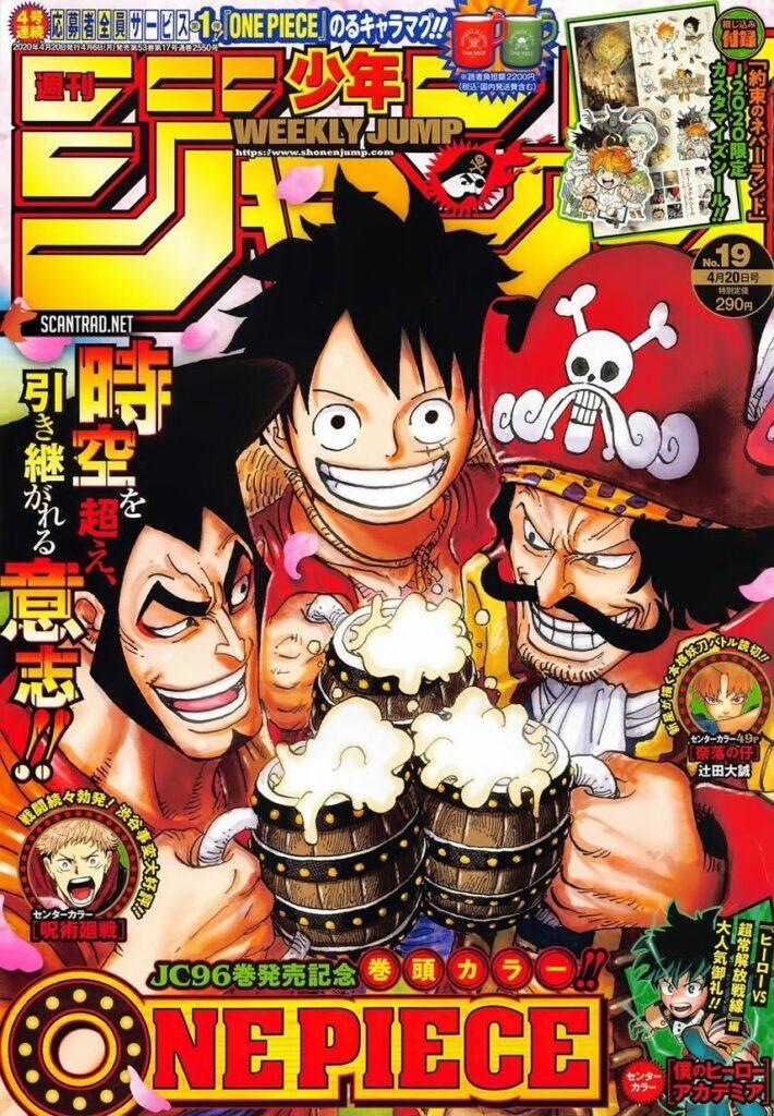 one piece chap 998