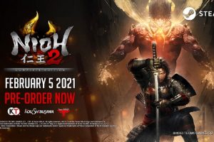 Nioh 2 – The Complete Edition v1.25.01 + Online