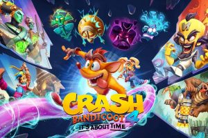 Crash Bandicoot 4: It's About Time [Online Only]