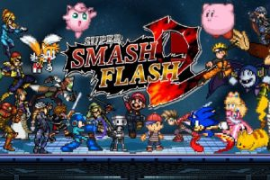 Super Smash Flash 1.1 Beta