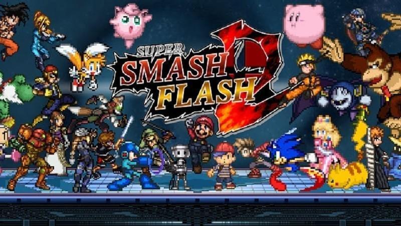 Super Smash Flash 1.1 Beta