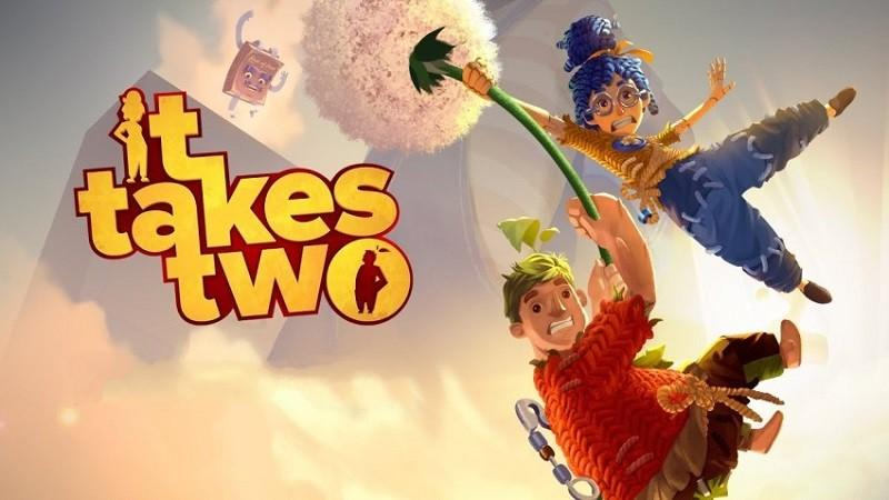 It Takes Two + Online Steam Remote