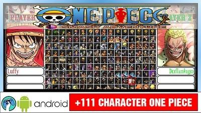 MUGEN ONE PIECE ANDROID