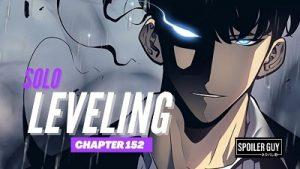 Solo Leveling Chapter 152