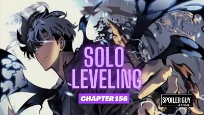 Solo Leveling Chapter 156 Spoilers, Read Online, Release Date and Time