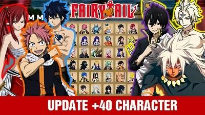 Fairy Tail Game Mugen [ DOWNLOAD ]