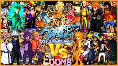 Jump Force Mugen Android 2021 | DOWNLOAD
