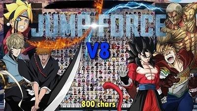 Jump Force Mugen V8 (DirectX)