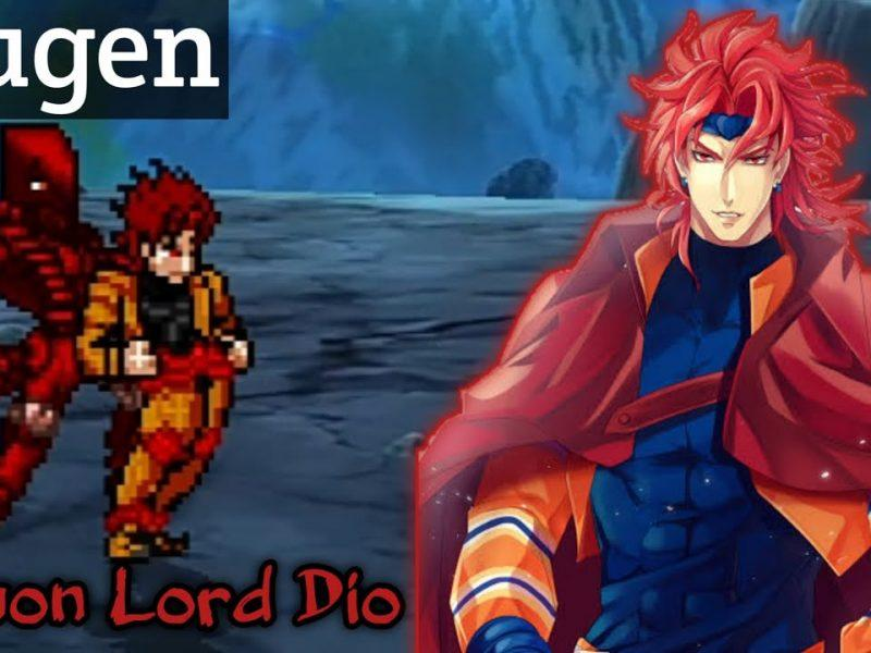 Demon Lord Dio JUS